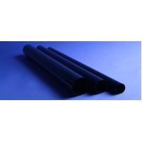 Halogen-free flame-resistant pp film